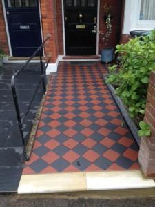 Victorian quarry tiles